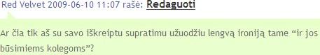 uagadugu comment
