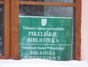 Pikeliškių biblioteka