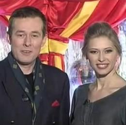"""Sandra Daukšaitė ir Džiugas Siaurusaitis laidoje """"Žiūrim, ką turim"""""""