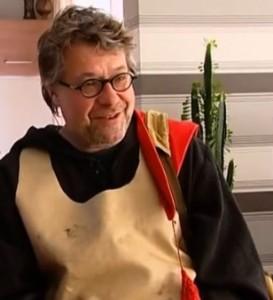Dviračio šou režisierius ir aktorius Augustinas Gricius