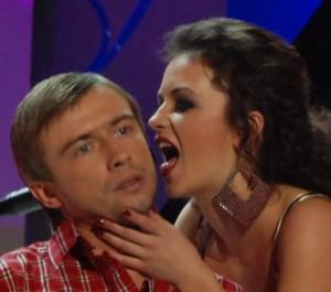 Irūna Puzaraitė ir Marius Jampolskis LNK koncerte