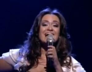 """Evelina Sašenko """"Eurovizijoje"""""""