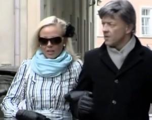 """Mia ir Ramūnas Rudokas TV3 seriale """"Kas nori nužudyti Mią?"""""""