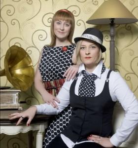 Aurika Merkienė ir Erika Zabulėnienė