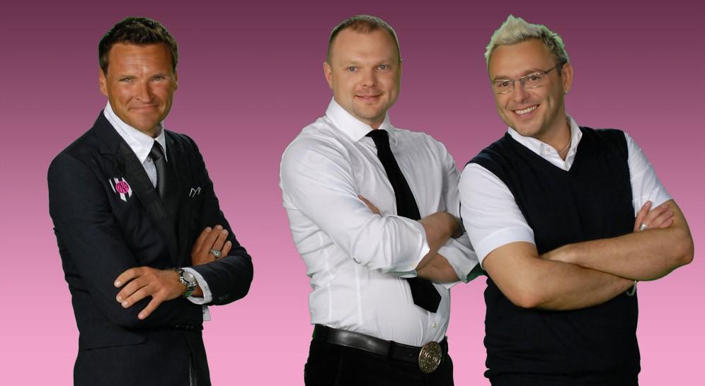 Žilvinas Grigaitis, Kristupas Krivickas, Egmontas Bžeskas