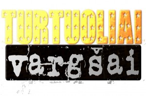 turtuoliai vargšai logotipas
