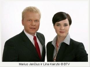 """KARŠTA ŽINIA: MARIUS JANČIUS PEREINA Į """"LIETUVOS RYTO"""" TV"""