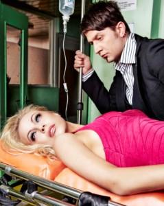 Mia ir aktorius Algirdas Gradauskas