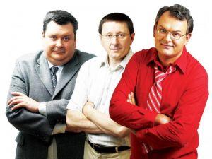 Haroldas Mackevičius, Gintaras Ruplėnas, Vytautas Šerėnas