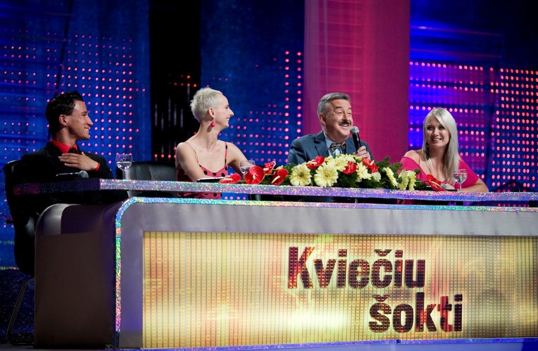 SKAIČIAI: NELAIMĖS KELIA ŠOKIUS, TENISAS KELIA TV1