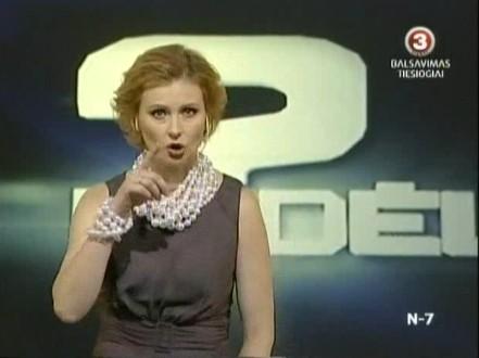 SKAIČIAI: TV3 RŪTOS UŽMAČIOS PAKARTI KELIS SEIMŪNUS NEGELBSTI