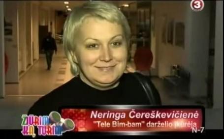 """TV3: DIDELIS STATYMAS ANT NERINGOS IŠ """"TELE BIM BAM"""""""
