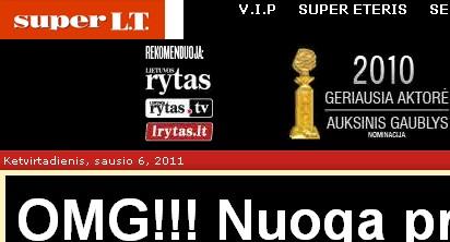 """""""SUPER L.T."""" SUKERGTAS SU PORTALU"""