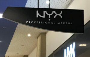 NYX parduotuvės nuotrauka